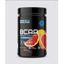 БЦАА MuscleProRevolution BCAA 8:1:1  340гр
