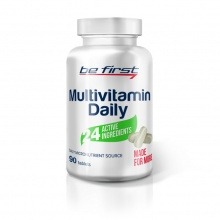 Витамины Be First multivitamin daily 90 таб